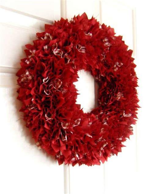 valentines wreaths 15 diy s day wreath ideas