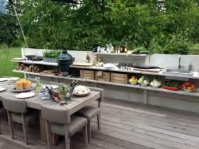 Aus Outdoor Bbq Kitchens - multifunktionelle outdoor k 252 che wwoo gibt dem garten den letzten pfiff