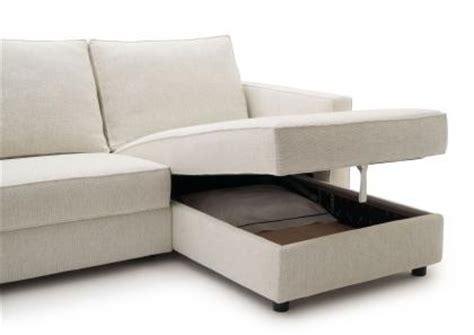 divani letto con chaise longue divano letto con chaise longue su misura berto salotti