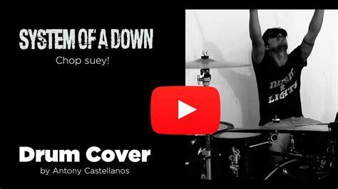 drum tutorial chop suey chop suey system of a down drum cover tutupa drums