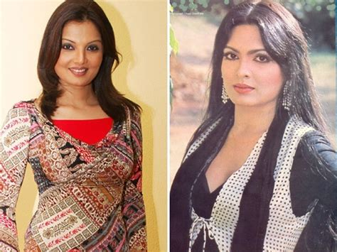 parveen babi wikipedia in hindi bollywood celebs who shined on the small screen top list