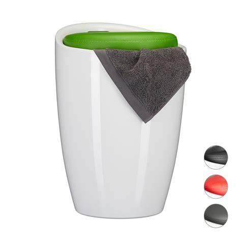 sgabello portabiancheria sgabello da bagno da lavoro pouf contenitore cesto
