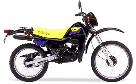 Suzuki 50cc Suzuki Ts 50 My 50