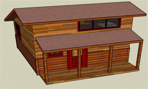 google sketchup modern houses google sketchup small house
