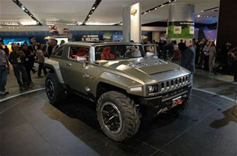 hummer jeep 2013 hummer hx concept photos