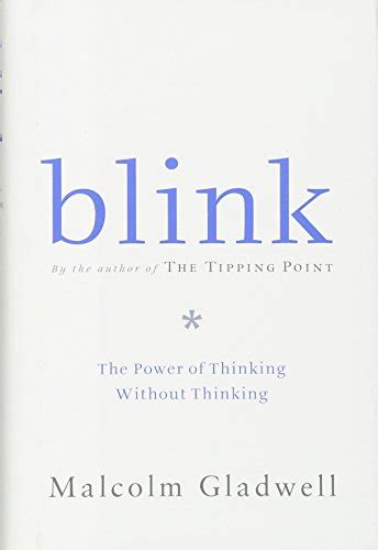 blink the power of 0316172324 knowledge is cool book review blink