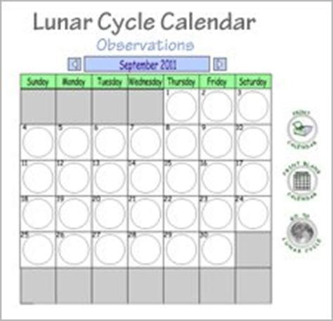 printable monthly calendar with moon phases lunar cycle 1 calendar science netlinks