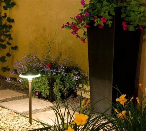 Kichler Outdoor Lighting Catalog Kichler Landscape Lighting Catalog Kichler Center Mount Textured Architectural Bronze Earth
