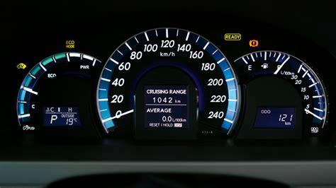 Toyota Instrument Panel Lights 2013 Camry Warning Lights Autos Post