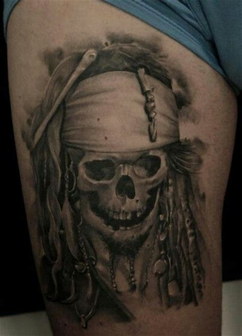 jack sparrow skull tattoo skull tattoos pinterest