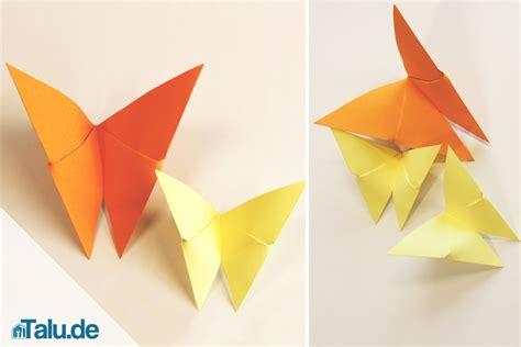 Origami S - origami schmetterling anleitung raum und m 246 beldesign