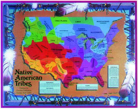 america map american tribes quot what if quot boundaries of the 50 u s states morphed into 50