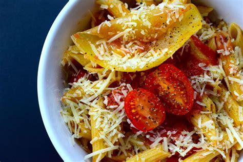 tomato pasta recipe buttery tomato pasta recipe dishmaps