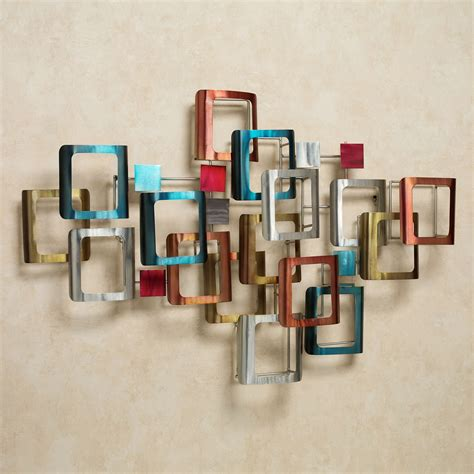 contemporary wall sculpture retro modo metal wall sculpture by jasonw studios