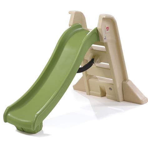 step 2 toddler slide and swing naturally playful big folding slide kids slide step2