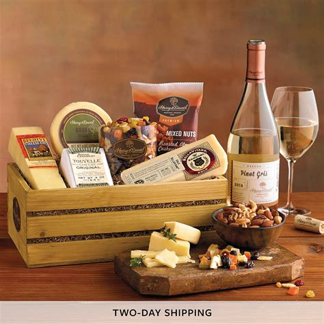 wine and cheese gift baskets click on image to zoom