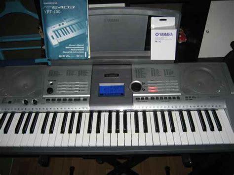 Keyboard Yamaha E403 yamaha psr e403 image 132826 audiofanzine