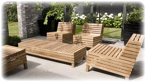 teak deck furniture a lasting heritage for patio