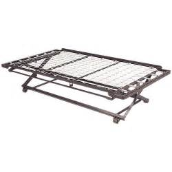 pop up trundle bed frames walmart