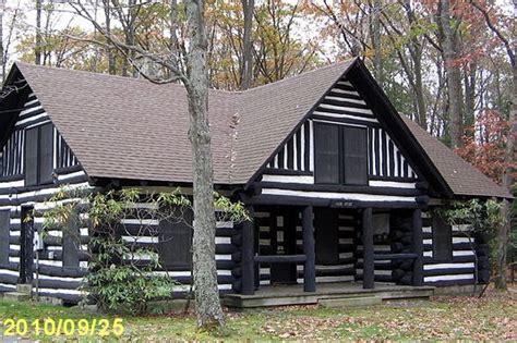 Sb Elliott State Park Cabins by S B Elliott State Park Office Clearfield Pennsylvania