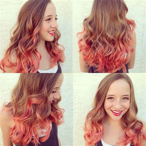 does hair look like ombre when highlights growing out 75 strikingly beautiful ombre hairstyles with pictures