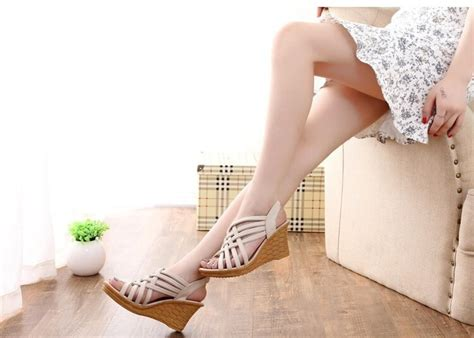 Fashion Sandal Import 1 white fashion sandal import tamochi