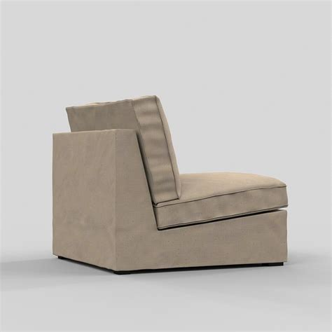 Armchair Ikea Kivik 3d Model Max Cgtrader Com
