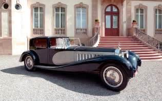 Type 41 Bugatti Original Bugatti Royale Makes Appearance Is A