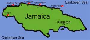 Where Is Jamaica On The Map Of The World by Jamaica Dive Sites Diving Information Dive Centers