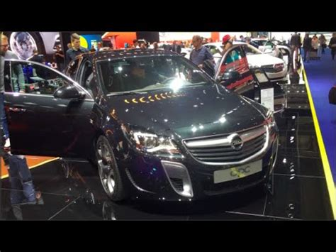 opel insignia opc 2016 opel insignia opc 2016 in detail review walkaround