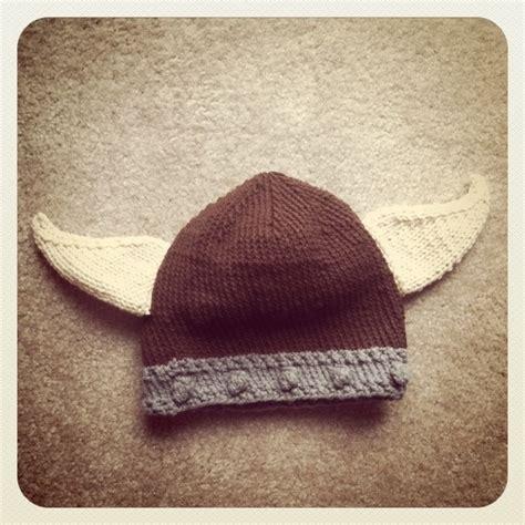 knit viking hat crafts knit baby viking hat smorgbord
