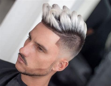 hair cuts for white hair 60 best hair color ideas for men express yourself 2018