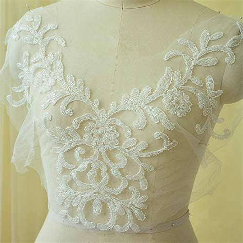 lace applique buy wholesale lace appliques from china lace