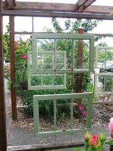 Old Windows In Garden 100 Simple And Spectacular Ideas On How To Recycle Old