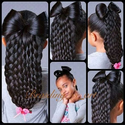 Braid Hairstyles For Ages 10 12 by The 661 Best Images About Hair For Black On