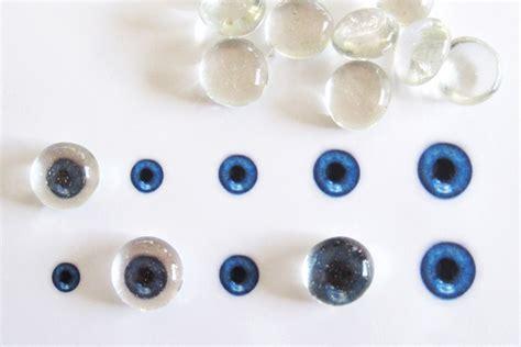 flashback create easy glass eyeballs  steampunk