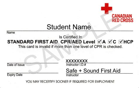standard first aid cpr coquitlam first aid training