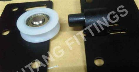 Roda Pintu Sliding Pintu Sorong Huben Sd 12 T1910 1 roda sliding sd 385 coak lintang fittings