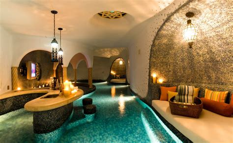 Lounging Chairs For Bedrooms Beachfront Home In Cabo San Lucas With Turkish Bath Grotto