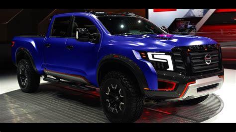 2019 Nissan Warrior by New 2019 Nissan Titan Warrior 5 0l V8 545hp Exterior