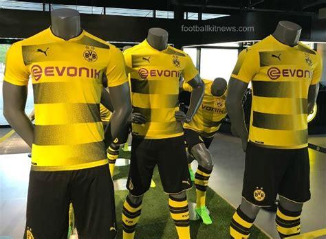 Jersey Germain Home Season 2017 2018 new bvb jersey 2017 2018 borussia dortmund home kit