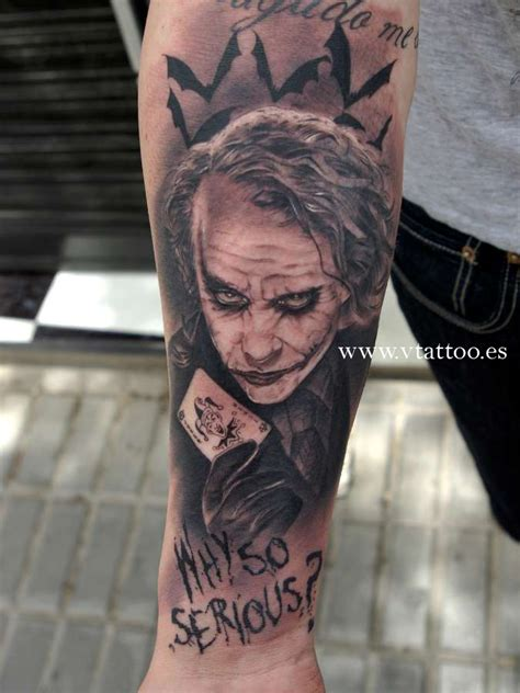 tattoo batman joker best joker tattoo designs