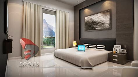 3d Bedroom Interior Design Ultra Modern Home Designs Home Designs House 3d Interior Exterior Design Rendering
