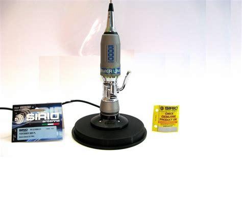 cb antenna sirio performer pl  cb magnetic base