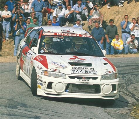 mitsubishi evo rally car mitsubishi lancer evolution 4 all racing cars