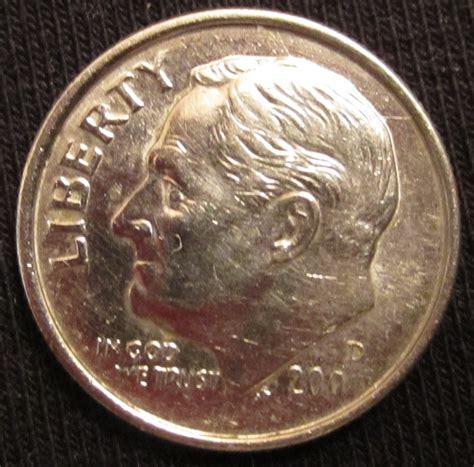How Much Is 200 Quarters 200 D Roosevelt Struck Through Grease Filled Die Error