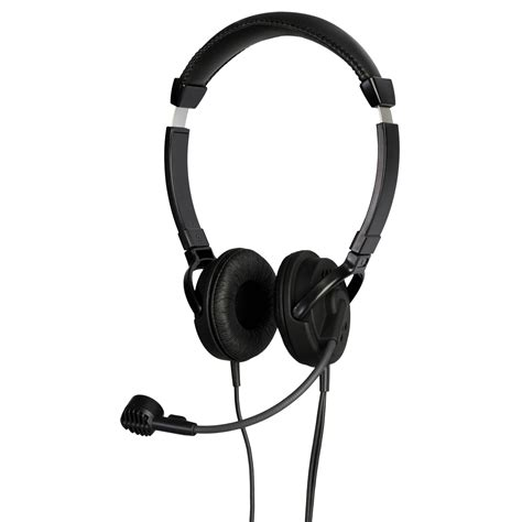 Headset Yamaha yamaha hpe100 headphones with microphone hpe100 b h photo