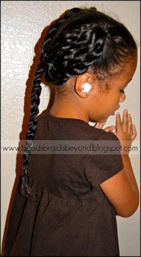 underhand braids hairstyles beads braids and beyond diva spotlight rayne