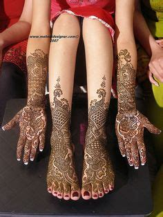 Find In India By Name Wedding Henna On Henna Mehndi And Bridal Henna