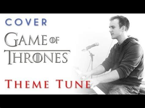 tutorial piano game of thrones game of thrones theme piano cover tutorial youtube